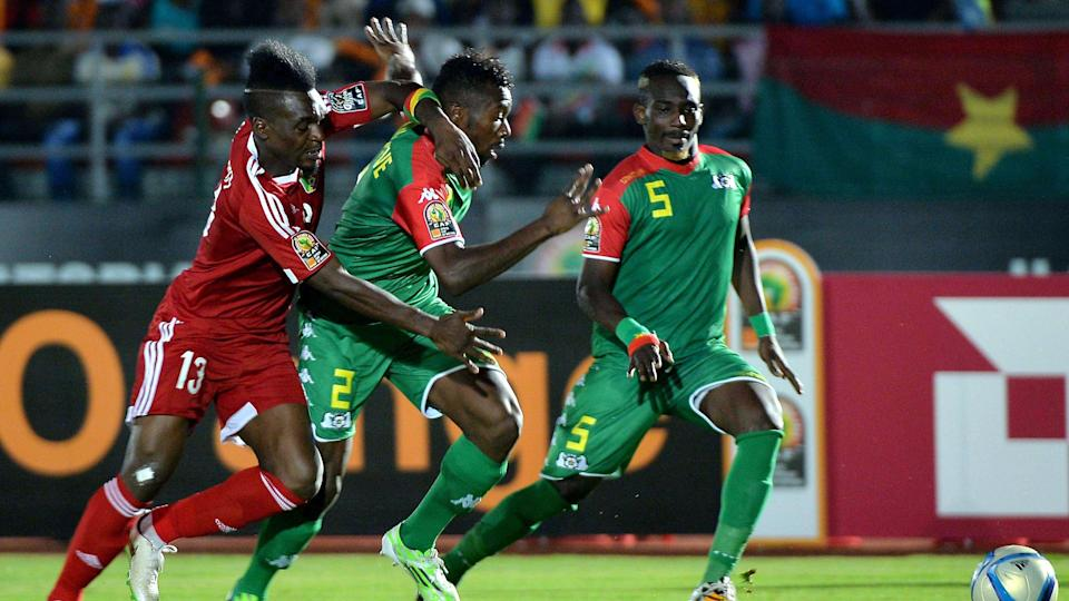Video: Congo vs Burkina Faso