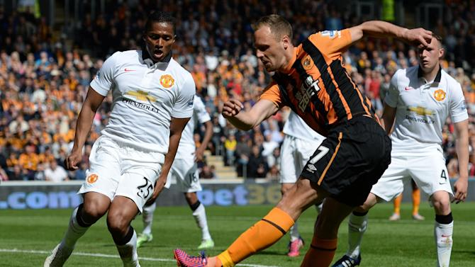 Video: Hull City vs Manchester United