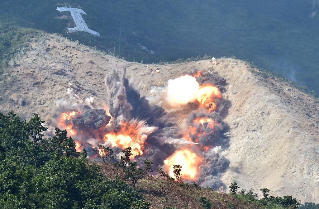 N.Korea would have 'no chance' in a conflict with South: US