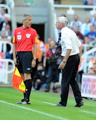 Alan Pardew has been handed a two-game suspension