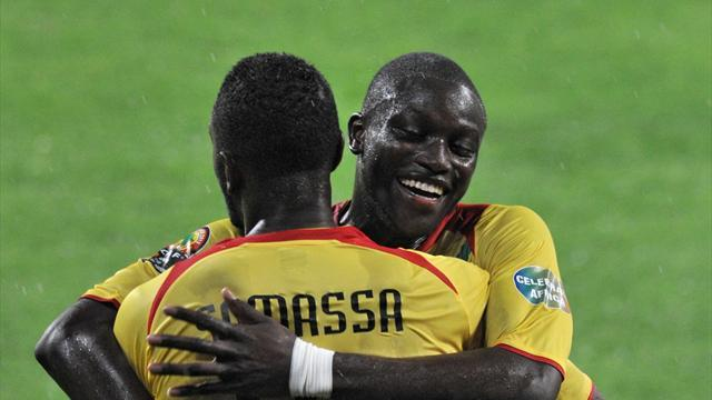 African Cup of Nations - Mali beat Ghana to third again