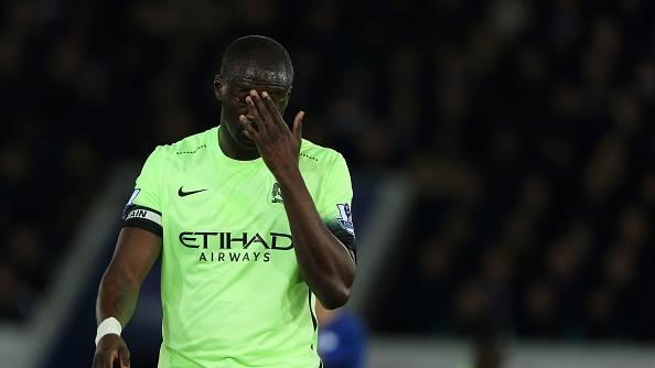 Pep Guardiola's arrival may signal end for Yaya Toure at Manchester City
