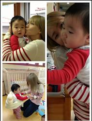 CL visits an orphanage!