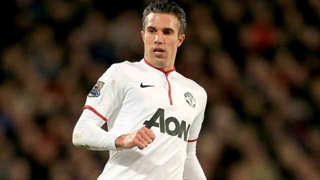 Premier League - Van Persie: I want to stay at Man United