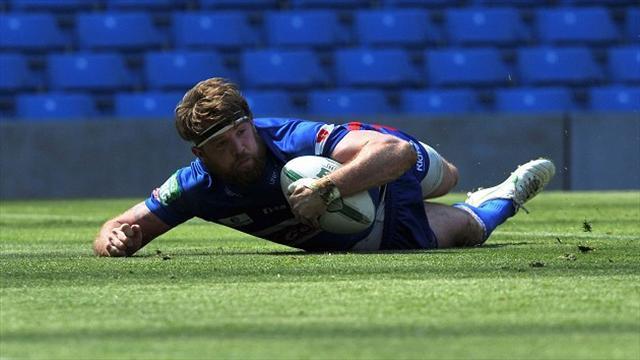 Rugby League - Kirmond claims hat-trick in Wildcats win