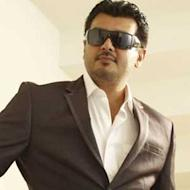 Ajith, the handsome hunk!