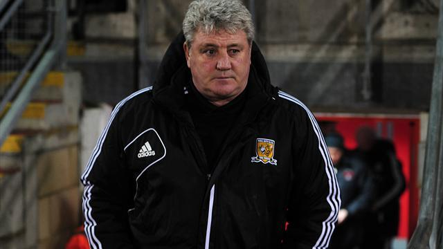 Football - Bruce relieved to end forgettable month