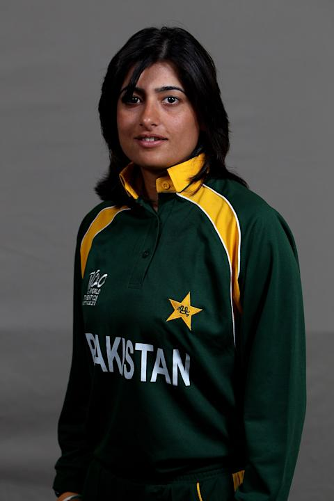 Pakistan captain Sana Mir:
