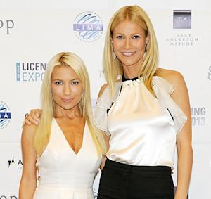 "Tracy Anderson on Meeting Gwyneth Paltrow: ""Her Butt Was Long"" and She Was 35 Pounds Overweight"