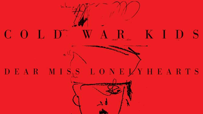 "This CD cover image released by Downtown shows ""Dear Miss Lonelyhearts,"" by Cold War Kids. (AP Photo/Downtown)"