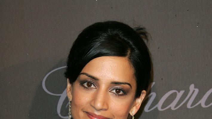 Archie Panjabi at the 2007 Cannes Film Festival on May 25, 2007