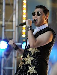 South Korean pop sensation Psy