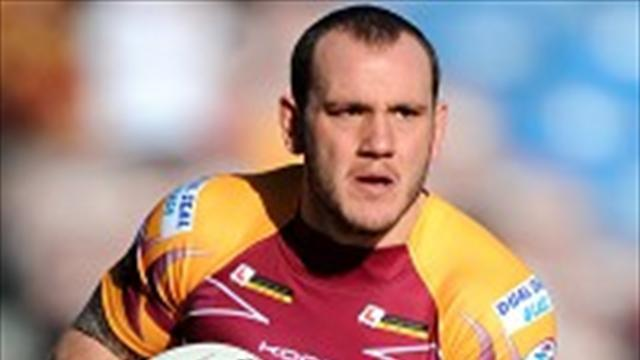 Rugby League - Ferguson makes Rovers move