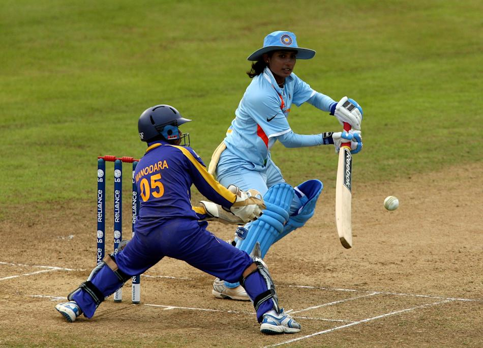India v Sri Lanka - ICC Women's Twenty20 World Cup