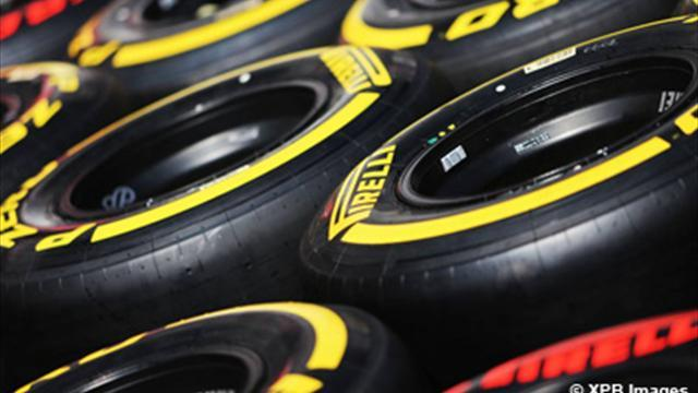 Formula 1 - Mercedes to receive Pirelli test data