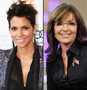 "Halle Berry: ""I'm Related to Sarah Palin"""