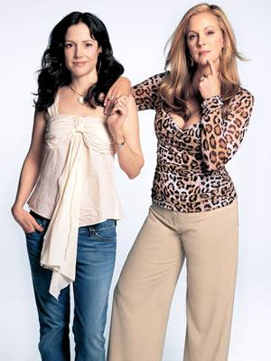 "<a href=""/baselineperson/3114360"">Mary-Louise Parker</a> and Elizabeth Perkins Showtime's Weeds"