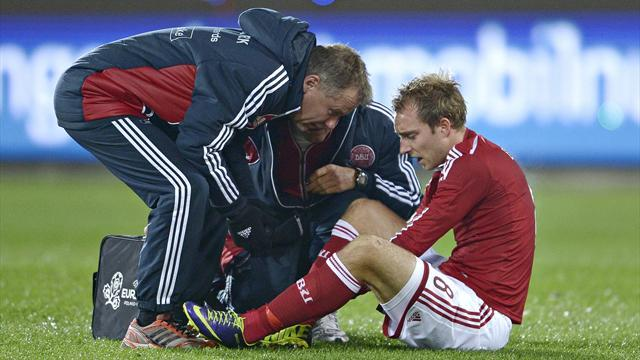 Premier League - Eriksen cleared of ligament tear