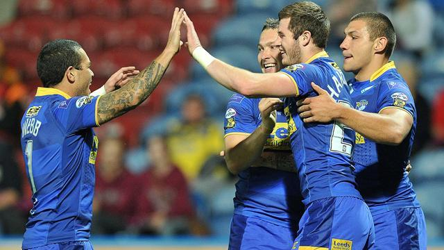 Rugby League - Rhinos to face Storm in World Club Challenge at home