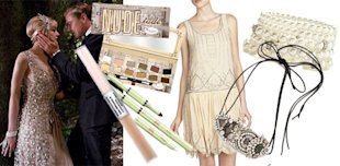Dress Up as Daisy Buchanan for Halloween!