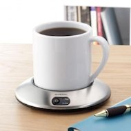 5 Useful Office Gadgets  image Desktop Coffee Warmer 300x300