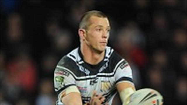 Rugby League - Horne stays at home with Hull