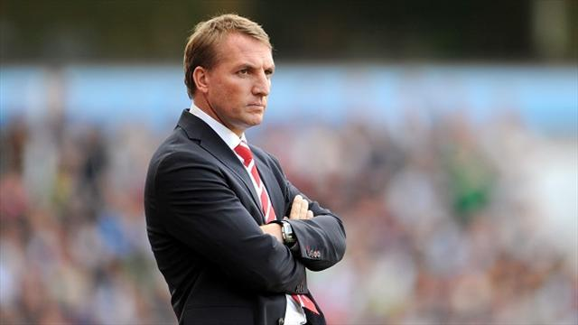Football - Rodgers only focused on Liverpool