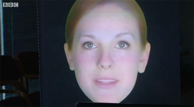 Talking Avatar lets you interact with a computer face to face. Cambridge, Phones, Tablets 0