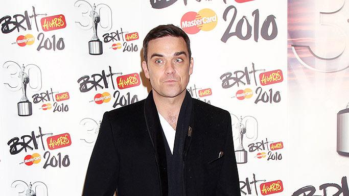 Williams Robbie Brit Awards