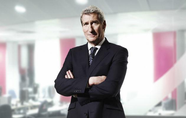 Paxman... accused of bullying University Challenge contestant (Copyright: BBC)
