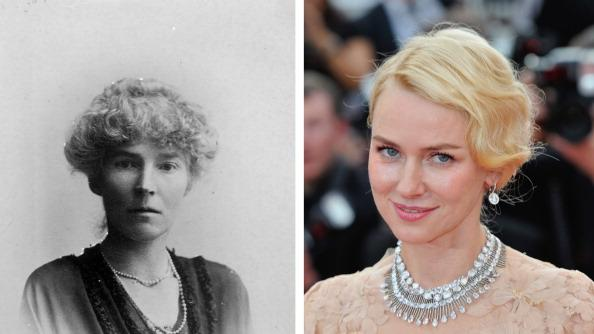FILE PHOTO:  Naomi Watts To Play Gertrude Bell In Biopic Role