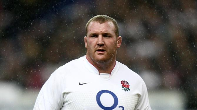 Rugby Union - Tim Payne File Photo