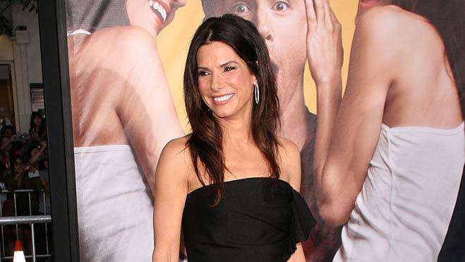 Sandra Bullock Change Up Pr