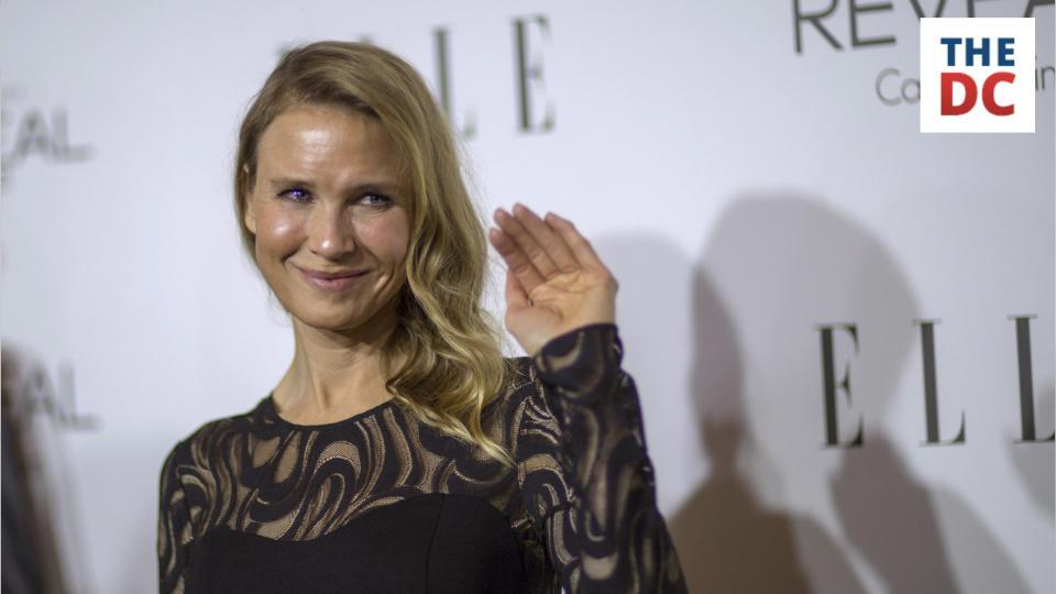 What In The Hell Happened To Renee Zellweger?