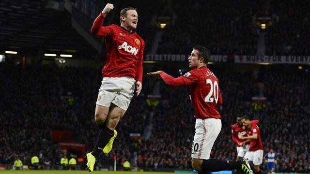Premier League - Van Persie: Rooney 'will come good again'