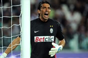 Juventus aim to challenge for the Champions League, claims Buffon