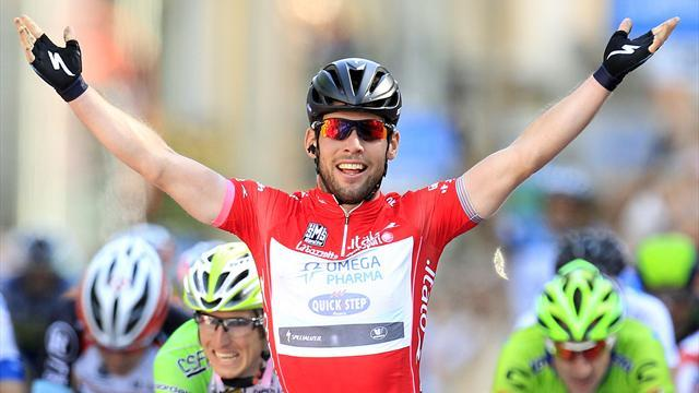 Cycling - Cavendish makes it three wins from four in Turkey