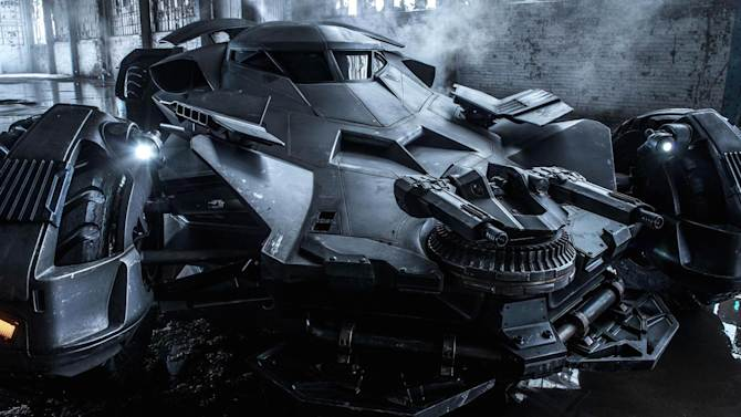 Want your own Batmobile? Here's what it costs