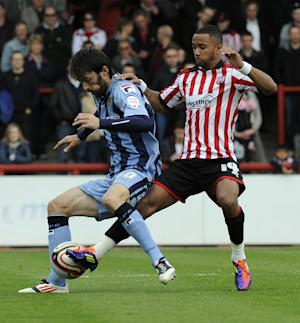 Shaleum Logan joined Brentford from Manchester City last summer