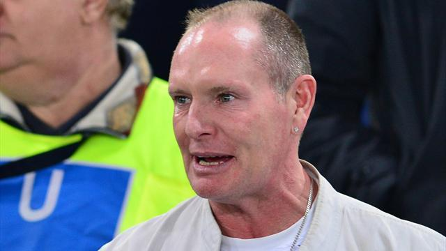 Football - Gascoigne pleads guilty to drunken assault