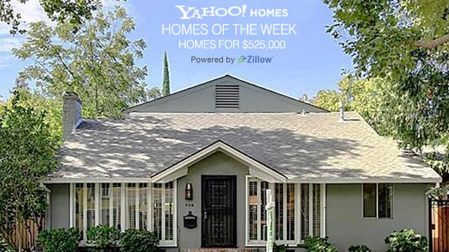 Yahoo! Homes of the Week: Homes for $525,000 cover
