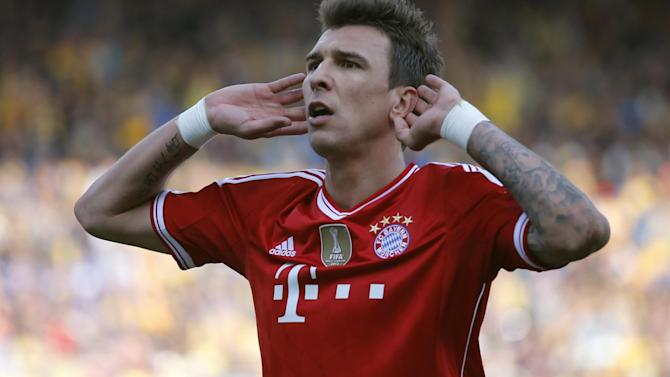 Liga - Real Madrid alerted to Mandzukic plea