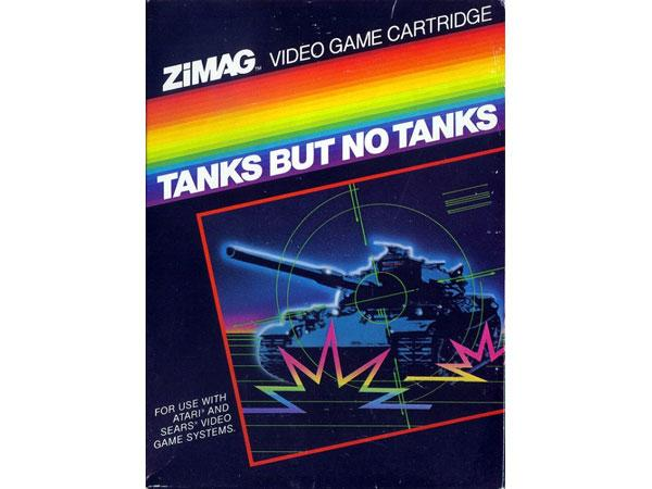 Tanks, But No Tanks