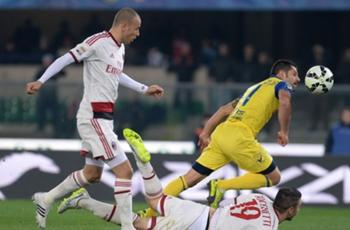 Milan can still qualify for Europe, says Bocchetti