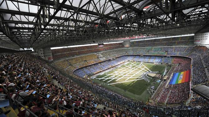 Serie A - Milan adopt cryogenic chamber