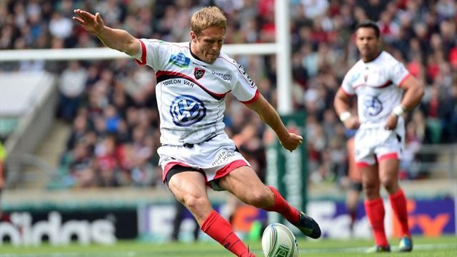 Heineken Cup - Wilkinson outkicks Farrell to put Toulon into final