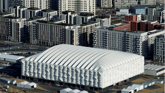 Olympic Games - Basketball Arena - London 2012 Venue Guide
