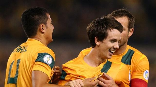 World Cup - Australia forward Kruse likely to miss World Cup