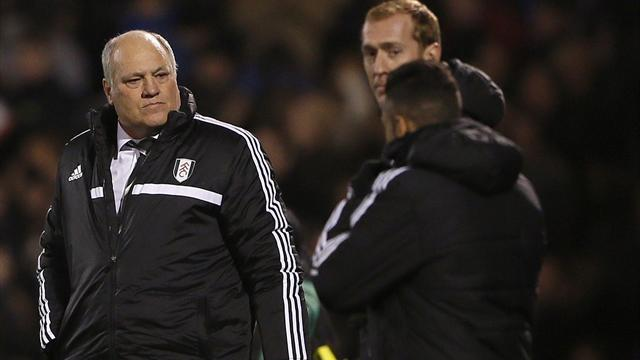 Premier League - Jol set for sack as Fulham crumble at West Ham