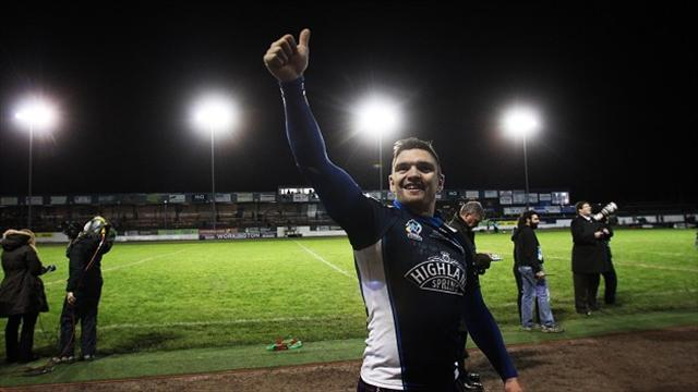 Rugby League - Scots hit back for success
